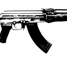 AK-47 Sticker