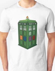 Teenage Mutant Ninja TARDIS (T.M.N.T.A.R.D.I.S.) T-Shirt