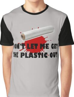 DEXTER-PLASTIC Graphic T-Shirt