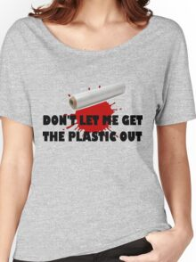 DEXTER-PLASTIC Women's Relaxed Fit T-Shirt