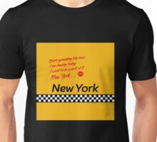 TAXI of New York, New York Unisex T-Shirt