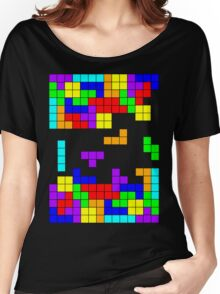 Tetris Making Tetris Fall Women's Relaxed Fit T-Shirt