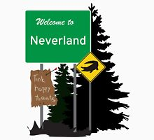 Neverland signs Unisex T-Shirt
