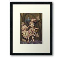 Rosemary in the Woods Framed Print