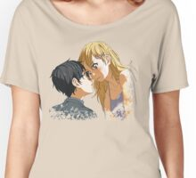 Shigatsu wa Kimi no Uso - Your lie in April Women's Relaxed Fit T-Shirt