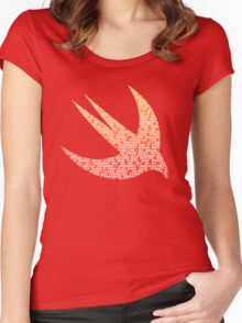 Swift Women's Fitted Scoop T-Shirt
