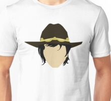 Carl Grimes / Flat Design Unisex T-Shirt