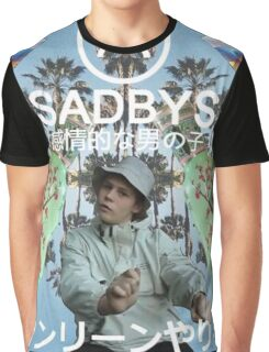 SAdLeAN Graphic T-Shirt