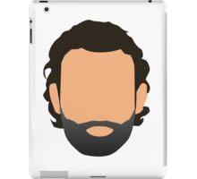 Rick Grimes / Flat design iPad Case/Skin