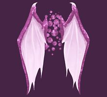 Pink dragon wings Unisex T-Shirt