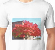 Red Maple Tree Unisex T-Shirt