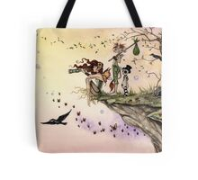 Where The Wind Takes You Tote Bag