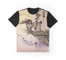 Where The Wind Takes You Graphic T-Shirt
