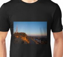Hollywood Sign Unisex T-Shirt