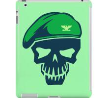 Rick Flag iPad Case/Skin