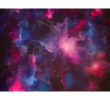 Space Burst Photographic Print
