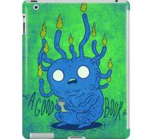 Book Grub iPad Case/Skin
