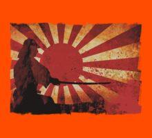 Samurai Sun Kids Tee