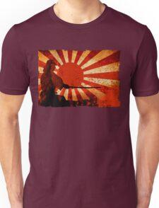 Samurai Sun Unisex T-Shirt