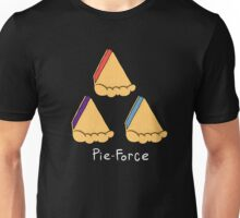 Pie force! Tri force! Unisex T-Shirt