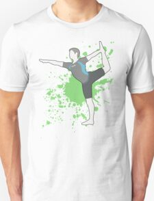 Wii Fit Trainer (Male Alt) - Super Smash Bros  Unisex T-Shirt