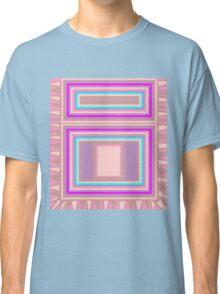 Mauve Mix 1 Classic T-Shirt