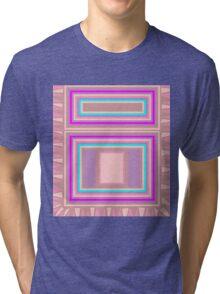 Mauve Mix 1 Tri-blend T-Shirt