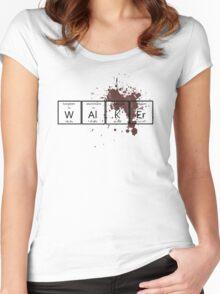 Bloody Walker Women's Fitted Scoop T-Shirt