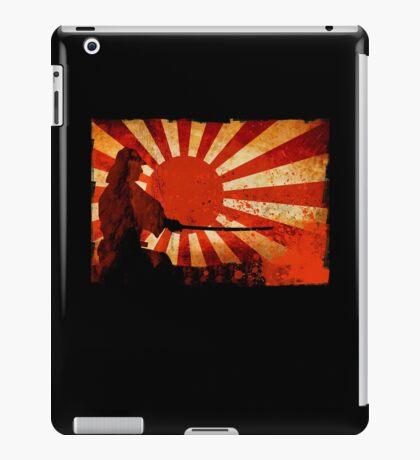 Samurai Sun iPad Case/Skin
