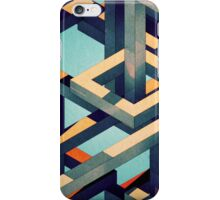 ISOMETRIC STUFF iPhone Case/Skin