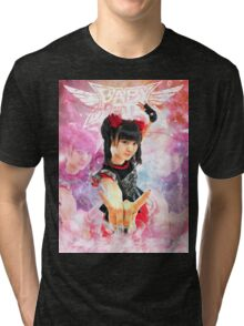 BABYMETAL - ANGEL OF LOVE Tri-blend T-Shirt
