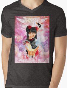 BABYMETAL - ANGEL OF LOVE Mens V-Neck T-Shirt