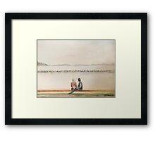The Horizon Framed Print