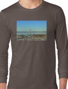 Freezing North Sea Long Sleeve T-Shirt
