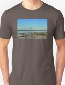 Freezing North Sea Unisex T-Shirt