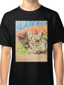 Two Kittens Classic T-Shirt