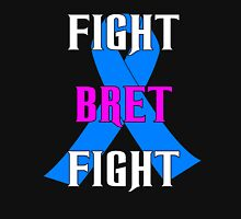 Fight Bret Hart Fight , Prostate Cancer Awareness wwe Unisex T-Shirt