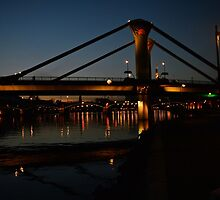 Illuminated bridges by heinrich