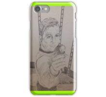 Brave Kirk iPhone Case/Skin