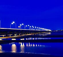 Ted Smout Memorial Bridge - Clontarf by Gezza63