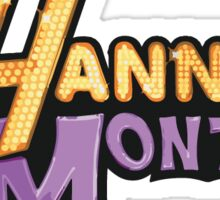 Hannah Montana Sticker