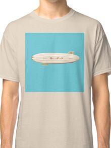 Flying airship Classic T-Shirt