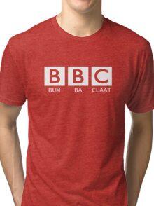 BBC - Bumba Claat Tri-blend T-Shirt