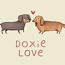 Doxie Love by Sophie Corrigan