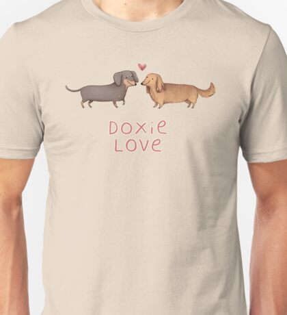 Doxie Love Unisex T-Shirt