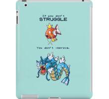 Pokemon: Magikarp and Gyarados iPad Case/Skin