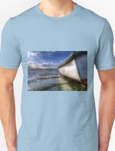Mersea Island Boat Unisex T-Shirt