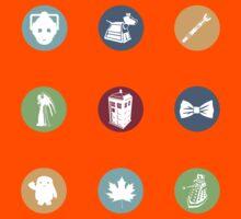 Doctor Who Items Kids Tee