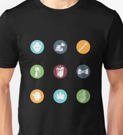 Doctor Who Items Unisex T-Shirt
