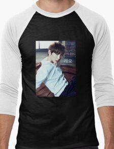 Leo | VIXX Men's Baseball ¾ T-Shirt